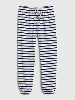 Kids Striped PJ Pants