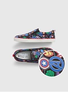 GapKids | Marvel Avengers Slip-Ons