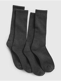 Crew Socks (2-Pack)