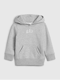 Pull de sport à capuchon avec logo Gap pour tout-petit