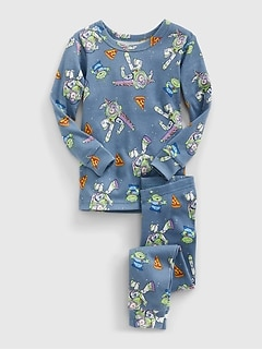 babyGap | Disney Pixar Buzz Lightyear PJ Set