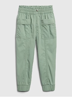 Toddler Pull-On Cargo Pants