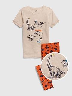 Kids Dinosaur PJ Set