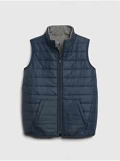 Kids BetterMade Fit Tech Reversible Vest