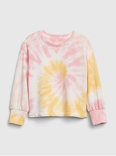 Toddler Tie-Dye Sweatshirt