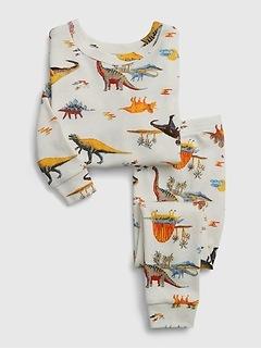 babyGap Dinosaur Long Sleeve PJ Set