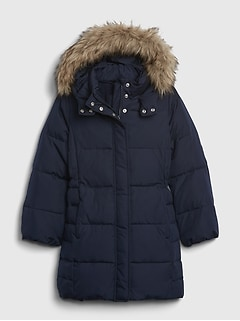 Kids ColdControl Ultra Max Long Puffer Jacket