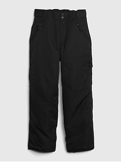 Kids ColdControl Max Fleece Lined Snow pants