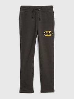 Pantalon d'entraînement GapKids à motifs Batman de DCMC