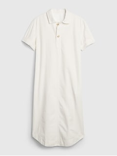 Midi Shirtdress