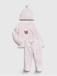 Baby First Favorite Kimono Outfit Set
