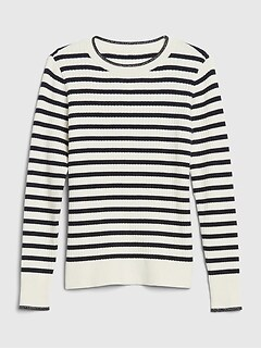 Kids Ribbed Knit Sweater
