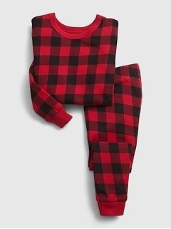 Pyjama babyGap à carreaux