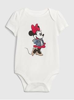 babyGap | Disney Minnie Mouse Bodysuit