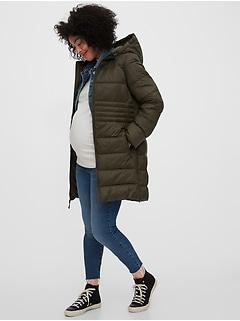 Veste de maternité rembourrée