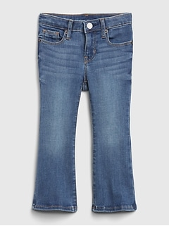 Toddler Flare Jeans with Stretch