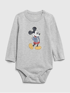 babyGap | Disney Mickey Mouse Graphic Bodysuit