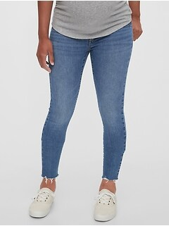Maternity Inset Panel Favorite Jeggings