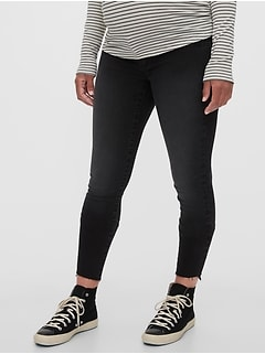 Maternity Inset Panel Favorite Jegging