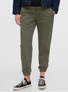 Maternity Utility Joggers