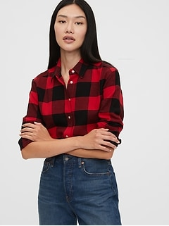 Everyday Flannel Shirt