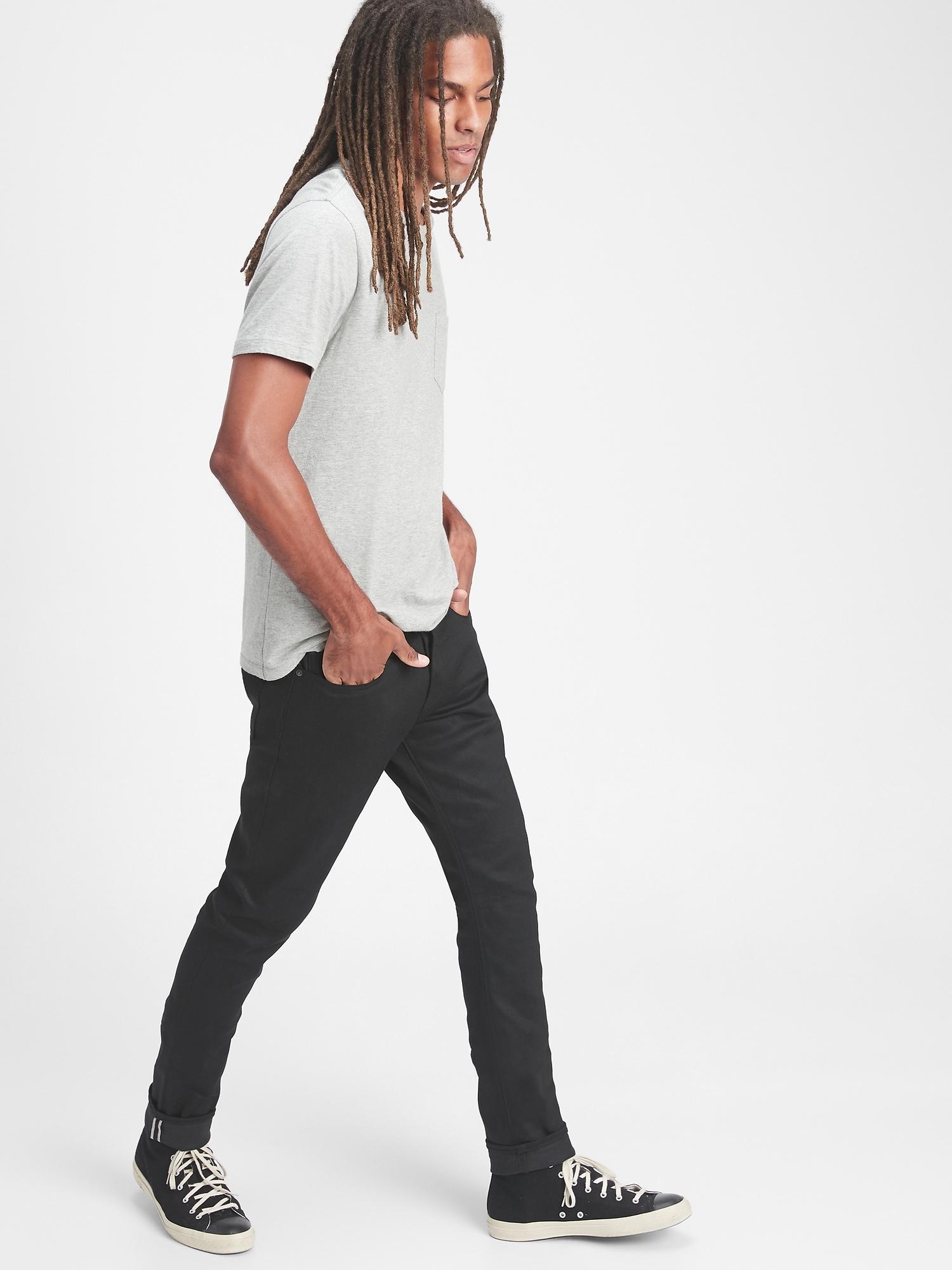 Selvedge Skinny Jeans with GapFlex | Gap