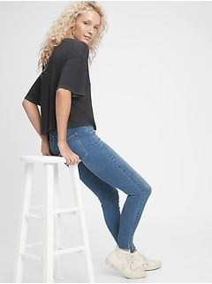 Sky High Rise Universal Jegging with Secret Smoothing Pockets