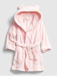 babyGap Fleece Bear Robe