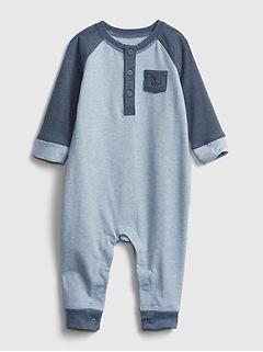 Baby Pocket One-Piece