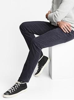 Corduroy Skinny Jeans with GapFlex