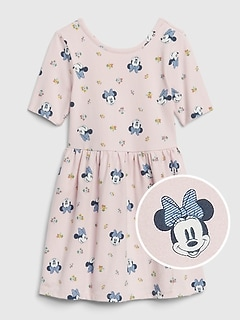 babyGap | Disney Minnie Mouse Skater Dress