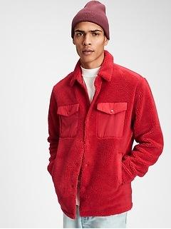 Soft Sherpa Jacket