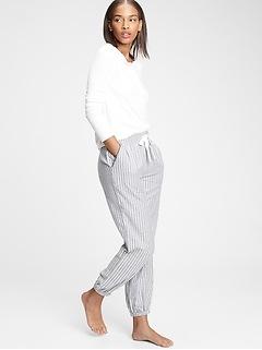 Adult Flannel Pajama Joggers