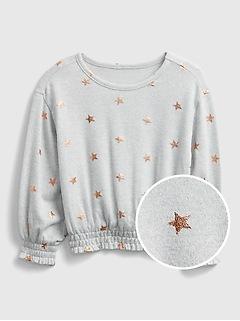 Toddler Softspun Smocked Shirt