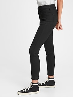 High Rise Universal Jegging with Secret Smoothing Pockets With Washwell™