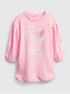Toddler Sweatshirt Dress