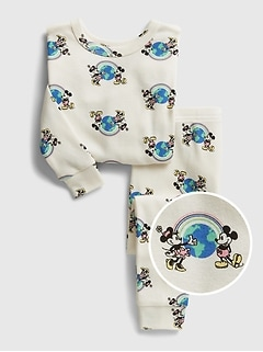 babyGap | Disney Mickey and Minnie Mouse Graphic PJ Set