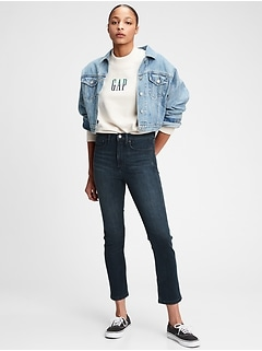 High Rise Vintage Slim  Jeans with Secret Smoothing Pockets in Washwell™