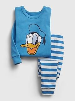 Pyjama en coton biologique Donald Duck babyGap | Disney