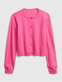 Cardigan en tricot pour Bébé