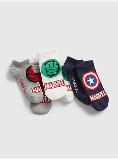Chaussettes invisibles GapKids | Marvel