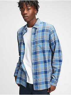 Slub Twill Shirt