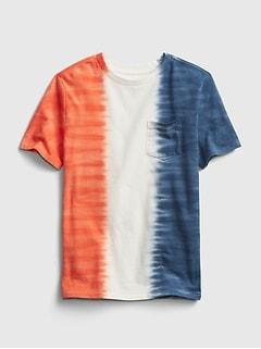 Kids Tie-Dye T-Shirt