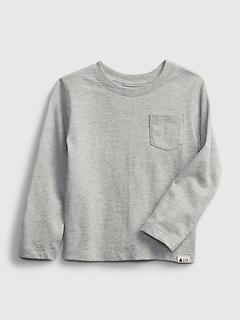 T-shirt en coton biologique Agencez à volonté pour Tout-petit