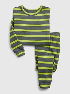 babyGap 100% Organic Cotton Stripe PJ Set
