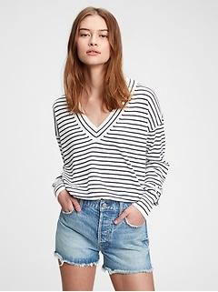 Lightweight V-Neck Sweater