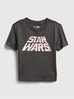 T-shirt à paillettes réversibles GapKids | Star Wars™