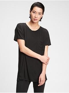 T-shirt ample Sommeil profond en modal