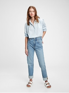 Pleated Popover Top