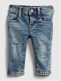Baby Jeans with Max Stretch